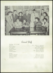 Page 15, 1950 Edition, Pembroke High School - Challenger Yearbook (Pembroke, NC) online yearbook collection