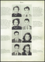 Page 17, 1950 Edition, Pembroke High School - Challenger Yearbook (Pembroke, NC) online yearbook collection