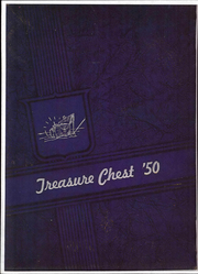 Page 1, 1950 Edition, Aurora High School - Treasure Chest Yearbook (Aurora, NC) online yearbook collection