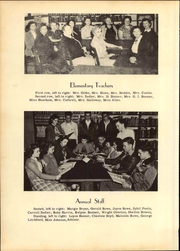 Page 14, 1950 Edition, Aurora High School - Treasure Chest Yearbook (Aurora, NC) online yearbook collection