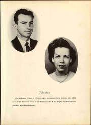 Page 9, 1950 Edition, Aurora High School - Treasure Chest Yearbook (Aurora, NC) online yearbook collection