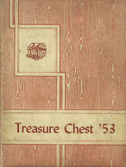 Page 1, 1953 Edition, Aurora High School - Treasure Chest Yearbook (Aurora, NC) online yearbook collection