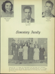 Page 11, 1953 Edition, Aurora High School - Treasure Chest Yearbook (Aurora, NC) online yearbook collection
