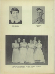 Page 12, 1953 Edition, Aurora High School - Treasure Chest Yearbook (Aurora, NC) online yearbook collection