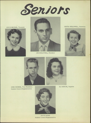 Page 17, 1953 Edition, Aurora High School - Treasure Chest Yearbook (Aurora, NC) online yearbook collection