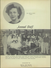 Page 8, 1953 Edition, Aurora High School - Treasure Chest Yearbook (Aurora, NC) online yearbook collection