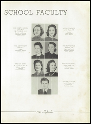 Page 11, 1941 Edition, Marion High School - Hylander Yearbook (Marion, NC) online yearbook collection