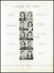 Page 17, 1941 Edition, Marion High School - Hylander Yearbook (Marion, NC) online yearbook collection
