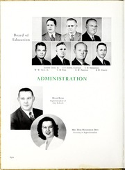 Page 12, 1945 Edition, Marion High School - Hylander Yearbook (Marion, NC) online yearbook collection