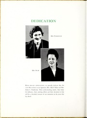 Page 8, 1945 Edition, Marion High School - Hylander Yearbook (Marion, NC) online yearbook collection