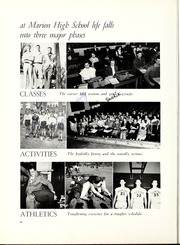 Page 10, 1952 Edition, Marion High School - Hylander Yearbook (Marion, NC) online yearbook collection