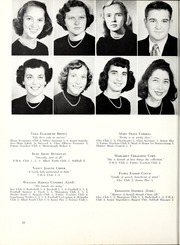Page 14, 1952 Edition, Marion High School - Hylander Yearbook (Marion, NC) online yearbook collection