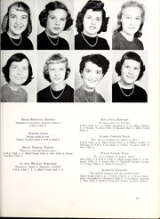 Page 15, 1952 Edition, Marion High School - Hylander Yearbook (Marion, NC) online yearbook collection