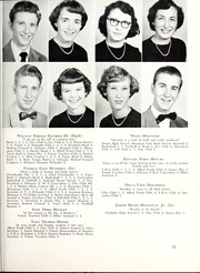 Page 17, 1952 Edition, Marion High School - Hylander Yearbook (Marion, NC) online yearbook collection