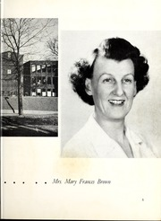 Page 7, 1952 Edition, Marion High School - Hylander Yearbook (Marion, NC) online yearbook collection