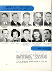 Page 8, 1952 Edition, Marion High School - Hylander Yearbook (Marion, NC) online yearbook collection