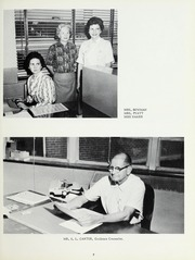 Page 11, 1965 Edition, Marion High School - Hylander Yearbook (Marion, NC) online yearbook collection