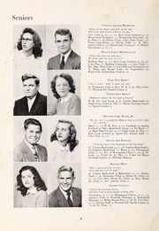 Page 10, 1948 Edition, Henderson High School - Pep Pac Yearbook (Henderson, NC) online yearbook collection
