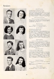 Page 12, 1948 Edition, Henderson High School - Pep Pac Yearbook (Henderson, NC) online yearbook collection
