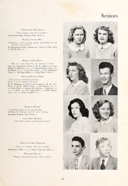 Page 15, 1948 Edition, Henderson High School - Pep Pac Yearbook (Henderson, NC) online yearbook collection