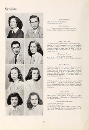Page 16, 1948 Edition, Henderson High School - Pep Pac Yearbook (Henderson, NC) online yearbook collection