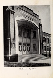 Page 4, 1948 Edition, Henderson High School - Pep Pac Yearbook (Henderson, NC) online yearbook collection