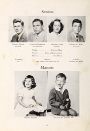 Page 8, 1948 Edition, Henderson High School - Pep Pac Yearbook (Henderson, NC) online yearbook collection