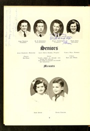 Page 10, 1950 Edition, Henderson High School - Pep Pac Yearbook (Henderson, NC) online yearbook collection