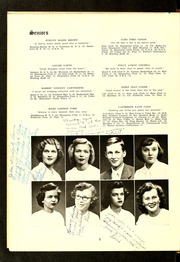 Page 12, 1950 Edition, Henderson High School - Pep Pac Yearbook (Henderson, NC) online yearbook collection