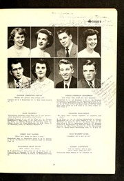 Page 13, 1950 Edition, Henderson High School - Pep Pac Yearbook (Henderson, NC) online yearbook collection