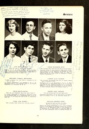 Page 15, 1950 Edition, Henderson High School - Pep Pac Yearbook (Henderson, NC) online yearbook collection