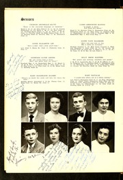 Page 16, 1950 Edition, Henderson High School - Pep Pac Yearbook (Henderson, NC) online yearbook collection