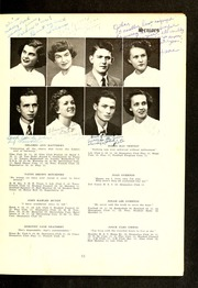 Page 17, 1950 Edition, Henderson High School - Pep Pac Yearbook (Henderson, NC) online yearbook collection