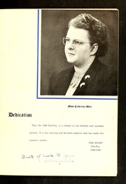 Page 7, 1950 Edition, Henderson High School - Pep Pac Yearbook (Henderson, NC) online yearbook collection