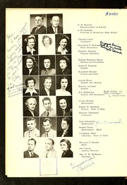 Page 8, 1950 Edition, Henderson High School - Pep Pac Yearbook (Henderson, NC) online yearbook collection