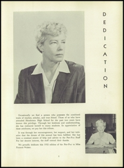 Page 11, 1952 Edition, Henderson High School - Pep Pac Yearbook (Henderson, NC) online yearbook collection