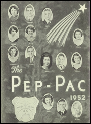 Page 14, 1952 Edition, Henderson High School - Pep Pac Yearbook (Henderson, NC) online yearbook collection