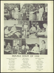 Page 15, 1952 Edition, Henderson High School - Pep Pac Yearbook (Henderson, NC) online yearbook collection