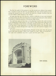 Page 6, 1952 Edition, Henderson High School - Pep Pac Yearbook (Henderson, NC) online yearbook collection