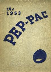 Page 1, 1953 Edition, Henderson High School - Pep Pac Yearbook (Henderson, NC) online yearbook collection