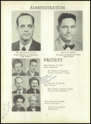 Page 12, 1953 Edition, Henderson High School - Pep Pac Yearbook (Henderson, NC) online yearbook collection