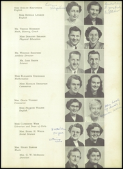 Page 13, 1953 Edition, Henderson High School - Pep Pac Yearbook (Henderson, NC) online yearbook collection
