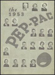 Page 15, 1953 Edition, Henderson High School - Pep Pac Yearbook (Henderson, NC) online yearbook collection
