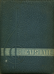 Morganton High School - Cats Tale Yearbook (Morganton, NC) online yearbook collection, 1943 Edition, Page 1
