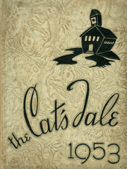 Morganton High School - Cats Tale Yearbook (Morganton, NC) online yearbook collection, 1953 Edition, Page 1