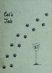 Morganton High School - Cats Tale Yearbook (Morganton, NC) online yearbook collection, 1967 Edition, Page 1