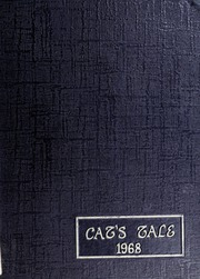 Morganton High School - Cats Tale Yearbook (Morganton, NC) online yearbook collection, 1968 Edition, Page 1