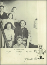 Page 14, 1955 Edition, Hamlet High School - Choo Choo Yearbook (Hamlet, NC) online yearbook collection