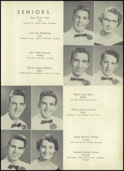 Page 15, 1955 Edition, Hamlet High School - Choo Choo Yearbook (Hamlet, NC) online yearbook collection