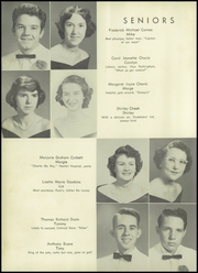 Page 16, 1955 Edition, Hamlet High School - Choo Choo Yearbook (Hamlet, NC) online yearbook collection